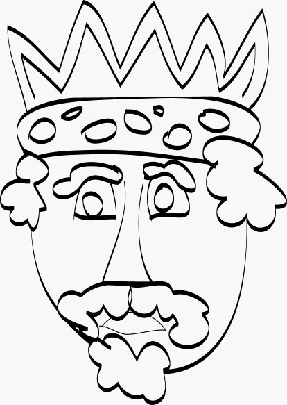 Purim mask colouring pages sketch coloring page for Purim coloring page